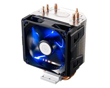 Coolermaster chladič Hyper 103,skt. 2011/1155/1156/1366/775/AM2/AM3/FM1 92mm PWM fan