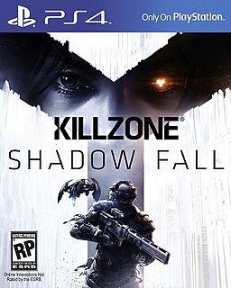 SONY PS4 hra Killzone: Shadow Fall