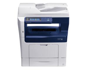 Xerox WC 3615DN MFP ČB LJ MFP, A4, 45str. (Copy/Print/Scan/Fax),DADF,Duplex,Ethernet