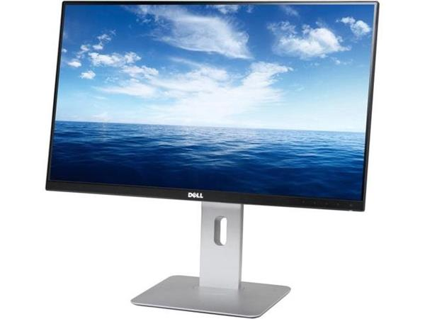 "Dell UltraSharp U2414H 24"" wide/8ms/1000:1/1920x1080/DP/2xHDMI/USB/IPS panel/cerny"