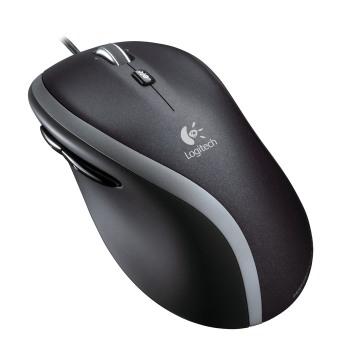 Logitech myš M500, laserová, 1000dpi, rychlé rolování