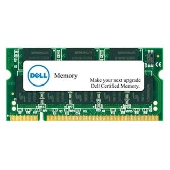 DellCertifikovaný 4GB náhradní paměťový modul Dell pro vybrané systémy Dell – DDR3L - 1 600 SODIMM 1RX8 bez korekce EC