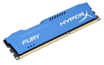 KINGSTON 4GB 1600MHz DDR3 CL10 DIMM HyperX FURY Blue Series