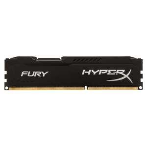 KINGSTON 16GB 1866MHz DDR3 CL10 DIMM (Kit of 2) HyperX FURY Black Series