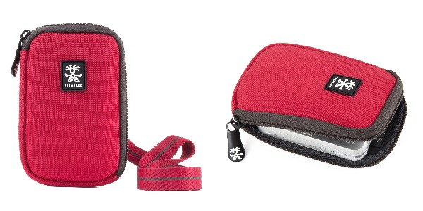 Crumpler Proper Roady 90 - deep red