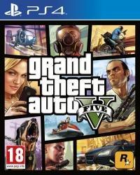 Take 2 2 PS4 hra Grand Theft Auto V
