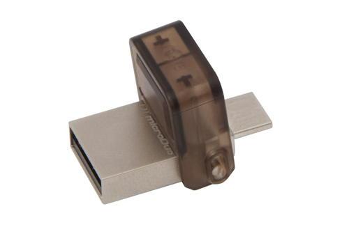 KINGSTON 16GB DT microDuo USB 3.0/ micro USB OTG