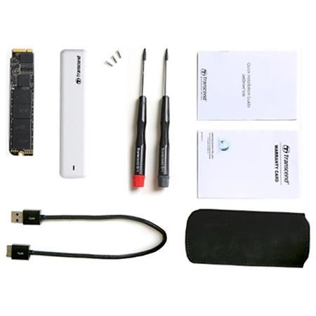 Transcend 960GB, Apple JetDrive 725 SSD, SATA3, MLC