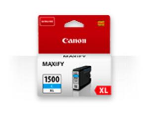 Canon cartridge INK PGI-1500XL C