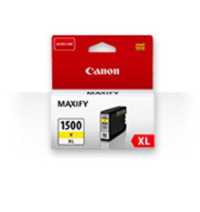 Canon cartridge INK PGI-1500XL Y