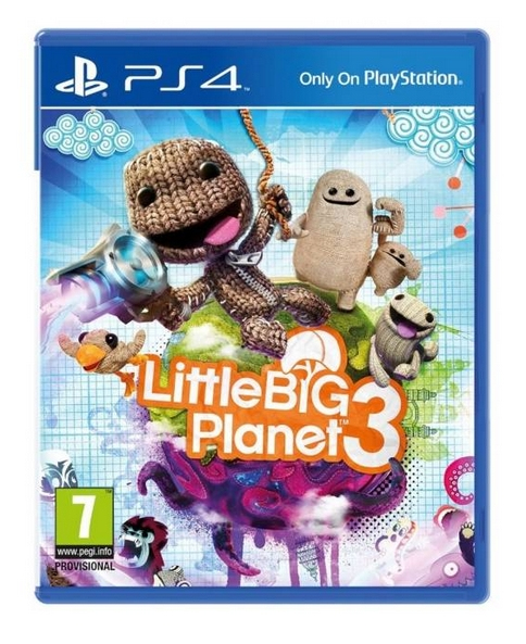 SONY PS4 hra LittleBigPlanet 3