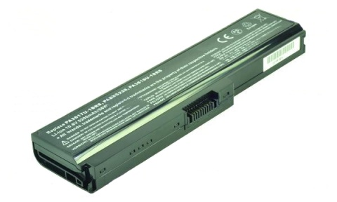 2-Power baterie pro TOSHIBA Satellite L750, Li-ion (6cells),5200 mAh, 10.8 V