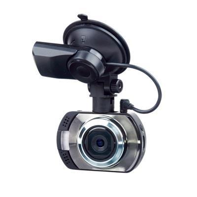 "Kamera do auta GEMBIRD DCAM-GPS-01, 2,0"" display, GPS tracker, Nightvision"
