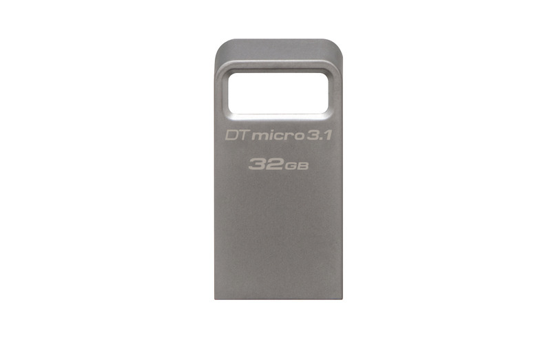 KINGSTON 32GB USB 3.0 DataTraveler Micro 3.1