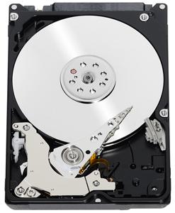 """WD SCORPIO BLACK WD3200LPLX 320GB SATA/600 32MB cache, 2.5"""" AF, 7mm"""