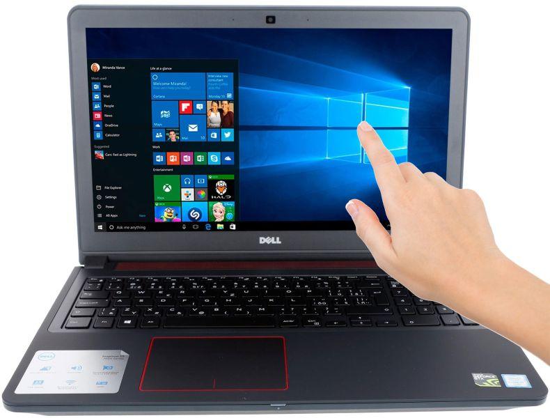 "DELL Inspiron 7559/i7-6700HQ/16GB/128GB SSD+1TB/4GB Nvidia 960M/15,6""/UHD Touch/Win 10 MUI"