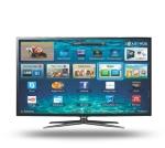 Televizory, LCD